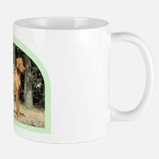 vizsla hunting dog Small Small Mug
