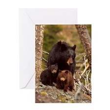 ''Family Portrait'' Greeting Card