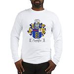 Pandolfini Family Crest Long Sleeve T-Shirt