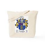 Pandolfini Family Crest Tote Bag