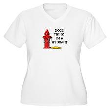 GO AWAY DOGGIE T-Shirt