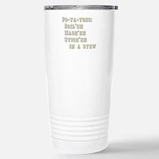 Po-ta-toes Travel Mug