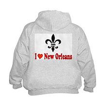 Luv New Orleans Hoodie