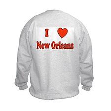 Luv New Orleans Sweatshirt