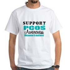Support PCOS Awareness Shirt