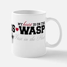 USS Wasp (Heart) Mug
