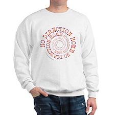 No Direction/Bob Dylan Sweatshirt