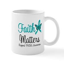 Faith Matters PCOS Mug