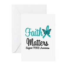 Faith Matters PCOS Greeting Cards (Pk of 10)