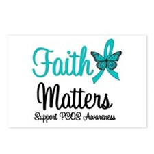 Faith Matters PCOS Postcards (Package of 8)