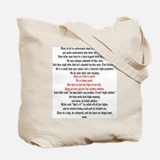 Killer! DOUBLE SIDED Tote Bag