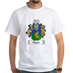 Panizza Family Crest White T-Shirt