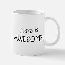 Unique Lara Mug