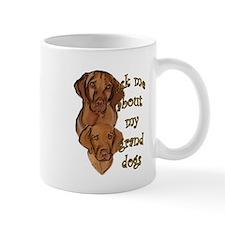 Vizsla Granddogs Mug