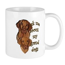 Vizsla Granddogs Small Small Mug