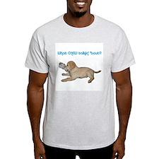 What CHEW Talkin' 'Bout? Ash Grey T-Shirt