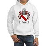 Panzano Family Crest Hooded Sweatshirt
