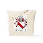 Panzano Family Crest Tote Bag