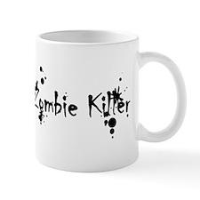 Zombie Killer Splatters Mug