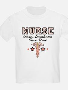 PACU Nurse Caduceus T-Shirt