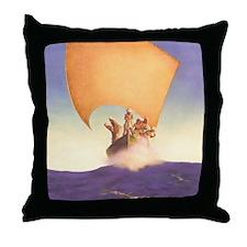 Codadad Throw Pillow