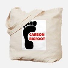 CARBON TRACKS Tote Bag