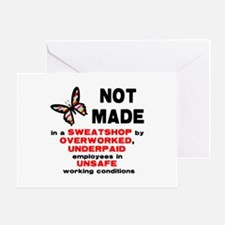 Not Made... Greeting Card
