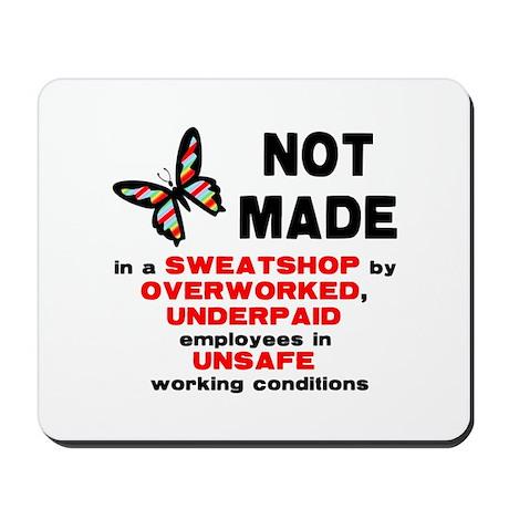 Not Made... Mousepad