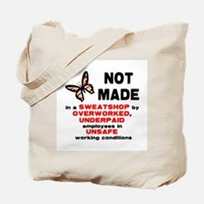 Not Made... Tote Bag