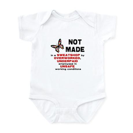 Not Made... Infant Bodysuit