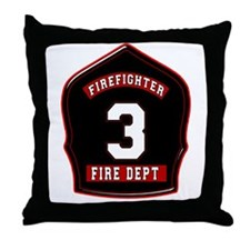 FD3 Throw Pillow