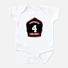 FD4 Infant Bodysuit