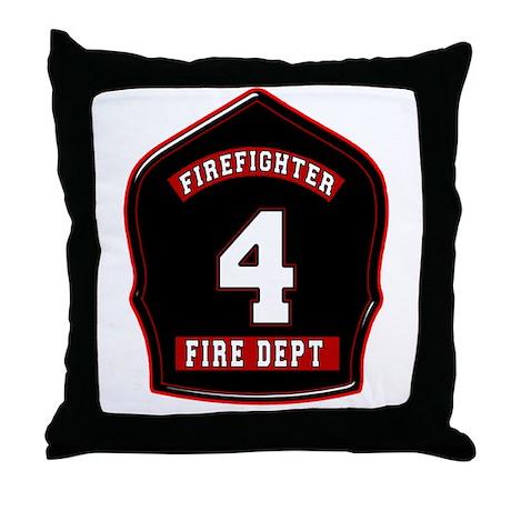 FD4 Throw Pillow