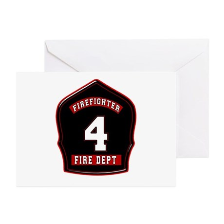 FD4 Greeting Cards (Pk of 10)