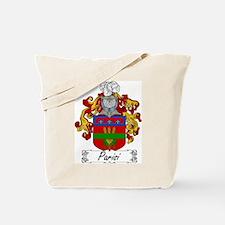 Parisi Family Crest Tote Bag