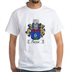 Parisini Family Crest White T-Shirt