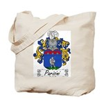Parisini Family Crest Tote Bag