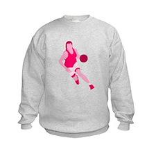 Pink Play Hard Sweatshirt