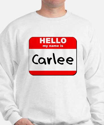 Hello my name is Carlee Jumper