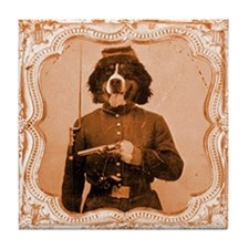 Berner LEFTY Tile Coaster