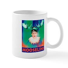Sarah Palin is Mooselini Mug