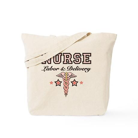 L D Nurse Bags & Totes | Personalized L D Nurse Reusable Bags ...