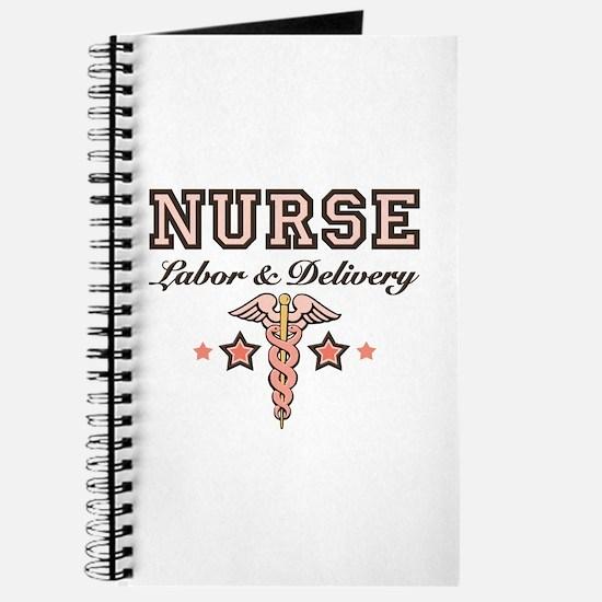 Labor & Delivery Nurse Caduceus Journal
