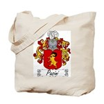 Pasini Family Crest Tote Bag