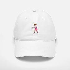 Basketball Girl Baseball Baseball Cap
