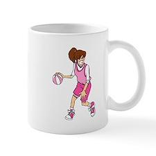 Basketball Girl Mug