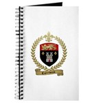 CORRIVEAU Family Crest Journal