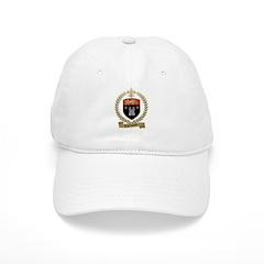 CORRIVEAU Family Crest Baseball Cap