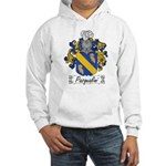 Pasqualini Family Crest Hooded Sweatshirt