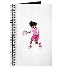 Basketball Girl Journal